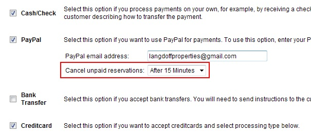 how to cancel pending paypal