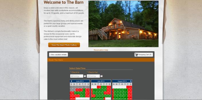 Corner Stone - The Barn